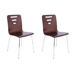 Bentwood Side Chair (Set of 2) by BirdRoc..
