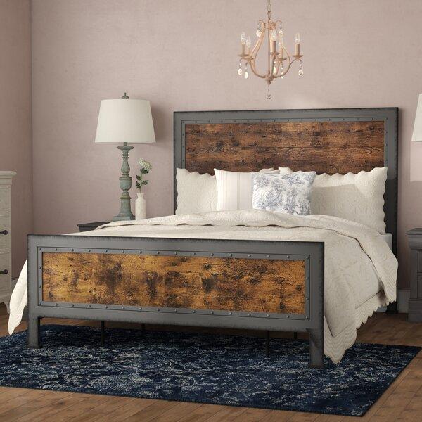 Marsilona Queen Panel Bed Wayfair