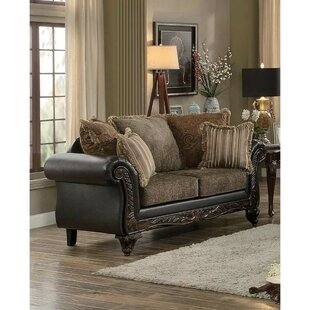 Check Prices Wilmot Loveseat by Astoria Grand Reviews (2019) & Buyer's Guide