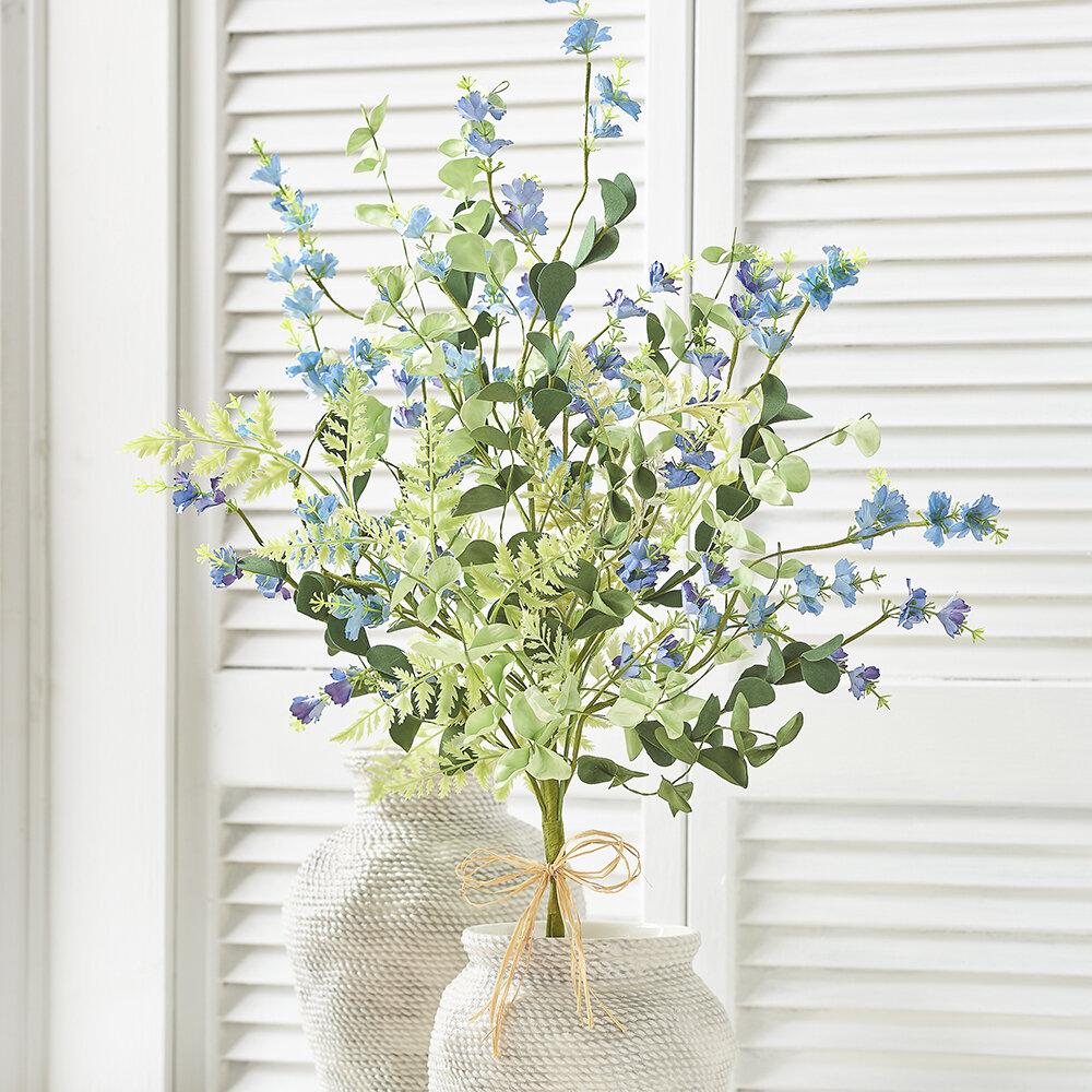 One Allium Way Floral Bundle Mixed Stem Reviews Wayfair