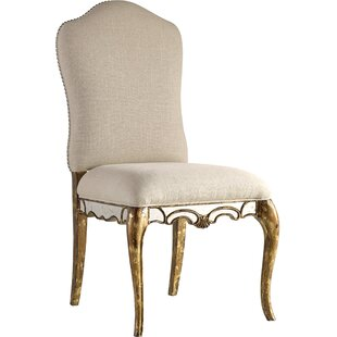 Low Back Upholstered Dining Chair