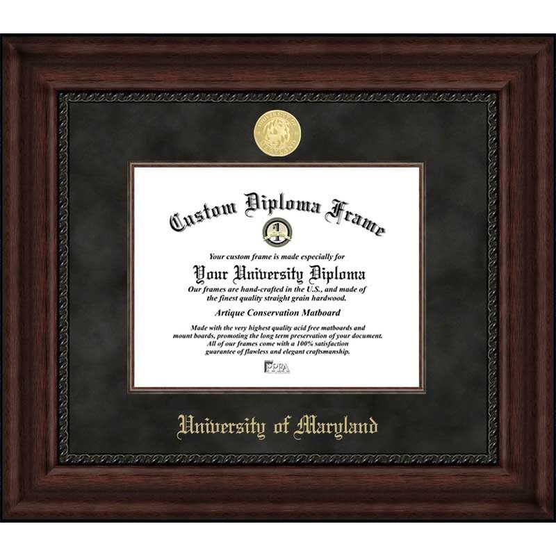 Diploma Frame Deals University Of Maryland College Park Executive Picture Frame Wayfair