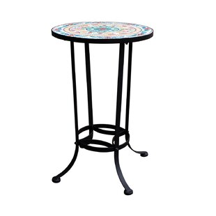 Coburn Metal Bistro Table