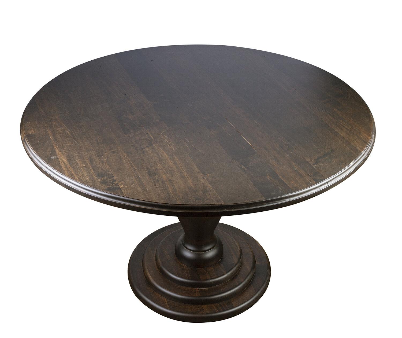 كلية اسم العلامة التجارية التجريد Round Pedestal Table Natural Soap Directory Org