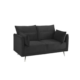 Reviews Gram Loveseat by Ebern Designs Reviews (2019) & Buyer's Guide