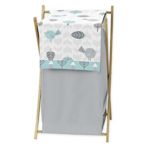 Great Price Earth and Sky Laundry Hamper BySweet Jojo Designs