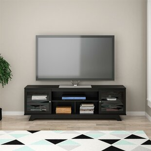 Great Price Mendes TV Stand for TVs up to 78 by Breakwater Bay Reviews (2019) & Buyer's Guide
