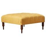 Surprising Farmhouse Rustic Ottomans Birch Lane Alphanode Cool Chair Designs And Ideas Alphanodeonline