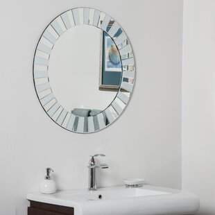 Compare & Buy Bathroom Wall Mirror By Decor Wonderland