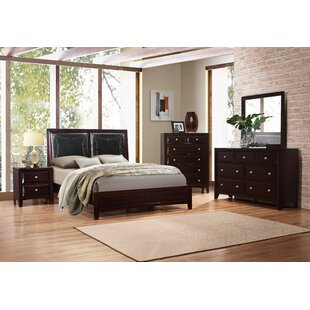 Barfield Panel Configurable Bedroom Set