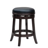 Westerberg Swivel Bar & Counter Stool by Charlton Home®