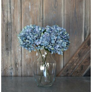 Blues hydrangea artificial flowers youll love wayfair blues hydrangea artificial flowers mightylinksfo