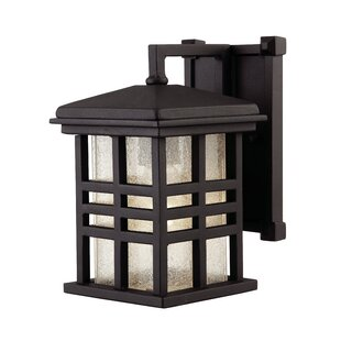 Price comparison Arlington 1-Light Outdoor Wall Lantern By Canarm