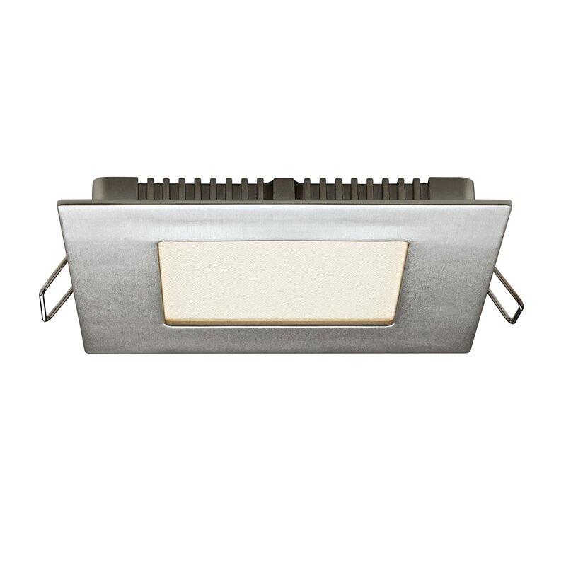 Dalslighting square panel led recessed trim reviews wayfair square panel led recessed trim aloadofball Image collections