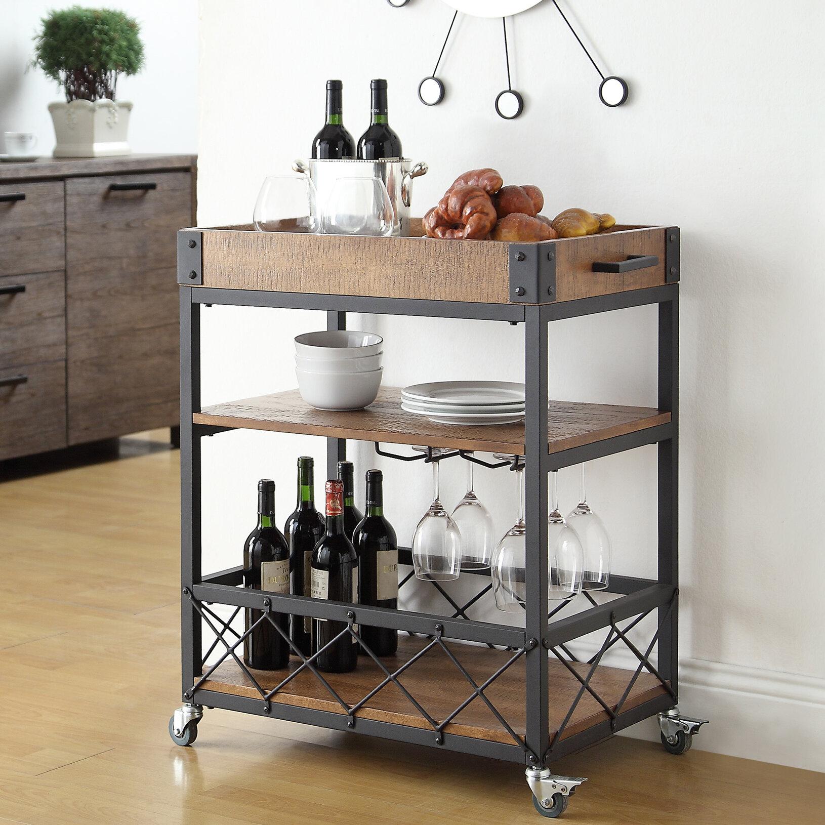 zona kitchen cart - Kitchen Carts