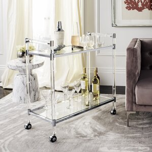 Janelle Bar Cart by Everly Quinn