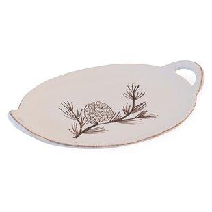 Hoguet Pinecone Prose Platter