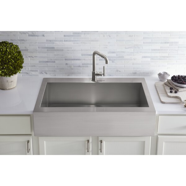 Drop In Apron Front Sink Wayfair