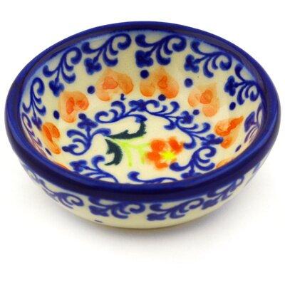 Polmedia Polish Pottery 2 Oz Stoneware Bowl Wayfair