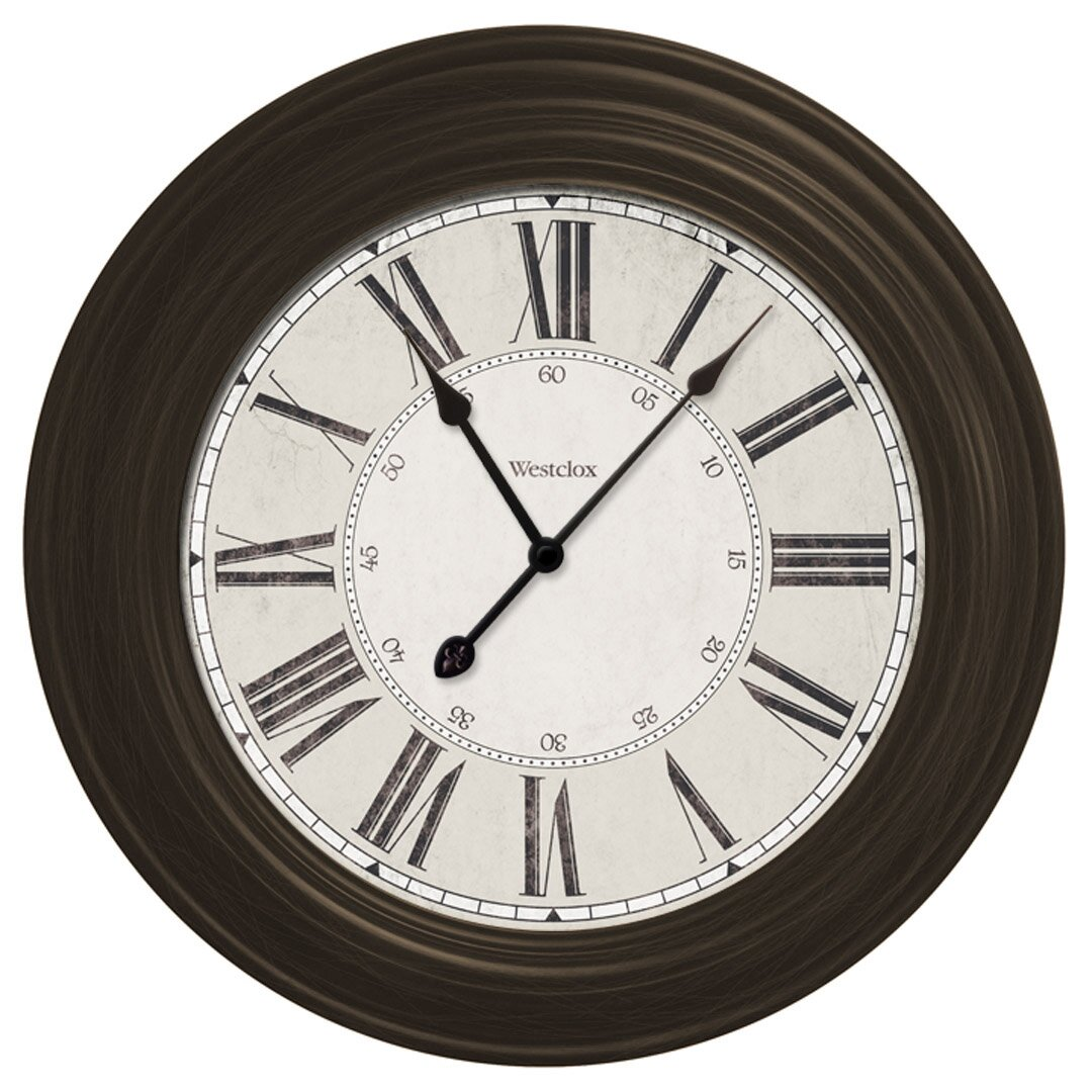 Ophelia Amp Co Round Oversized 24 Quot Wall Clock Wayfair Ca