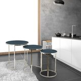 3 Piece Nesting Tables by Empire Art Direct