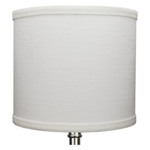 Affordable 8 Linen Drum Lamp Shade By Fenchel Shades