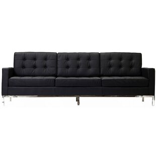 Deals Ancheta Steel Framed Upholstered Sofa by Orren Ellis Reviews (2019) & Buyer's Guide