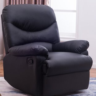 Find Amparo Lounge Padded Armrest Manual Recliner By Winston Porter