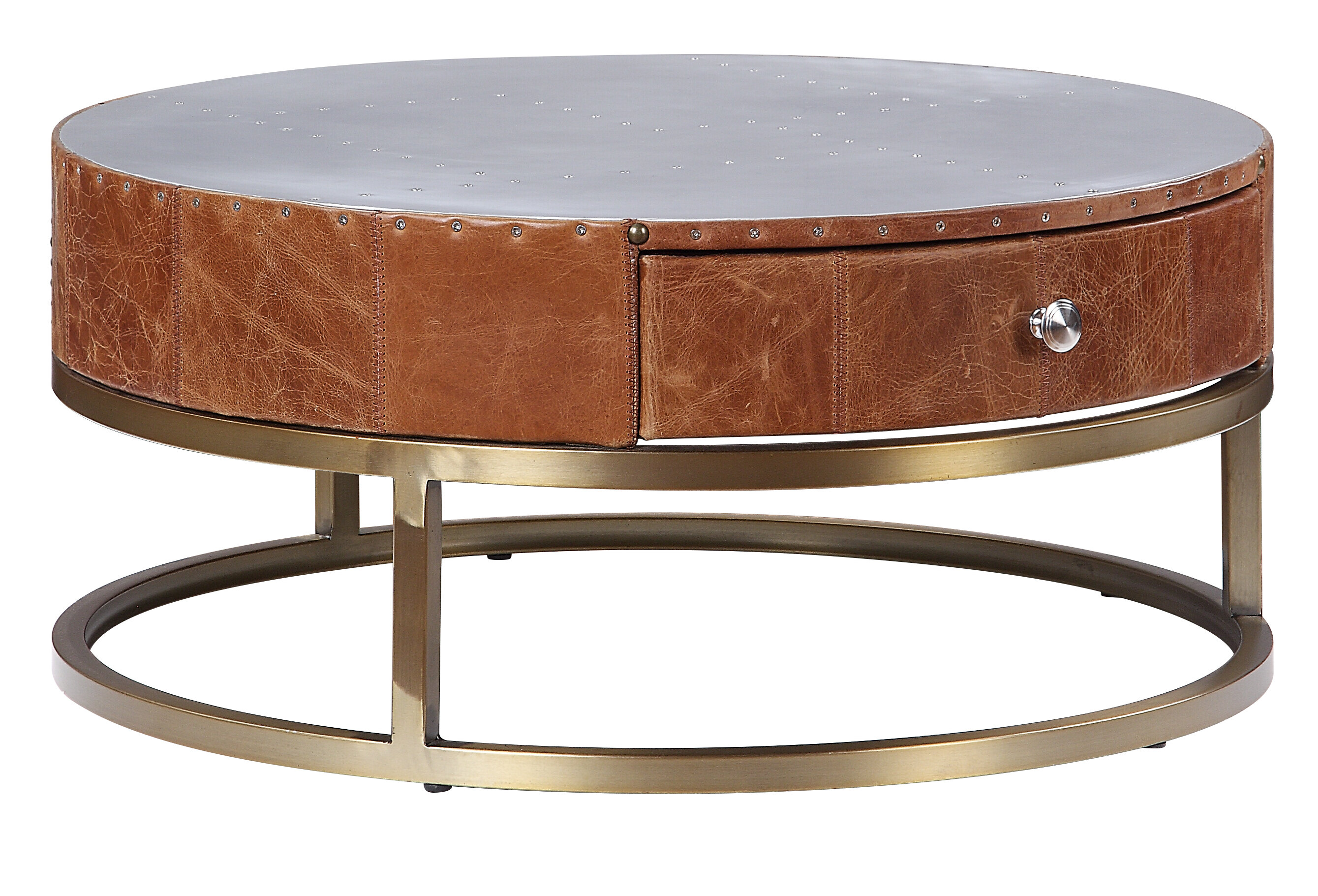 Woodford Coffee Table With Storage