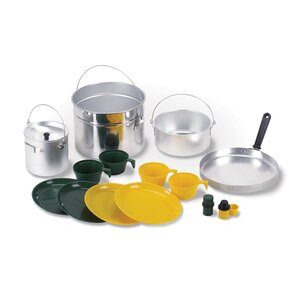 Deluxe 16 Piece Cookware Set