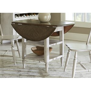 Baleine 3 Piece Extendable Dining Table Set by Lark Manor