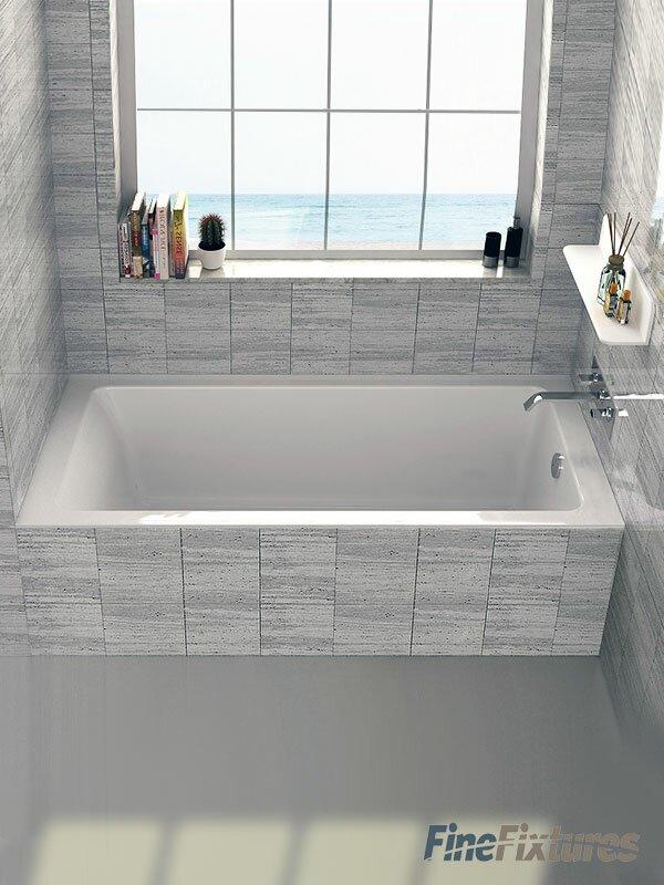 Alcove 32 X 66 Bathtub