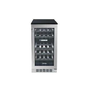 23 Bottle Dual Zone Built-in Wine Cooler