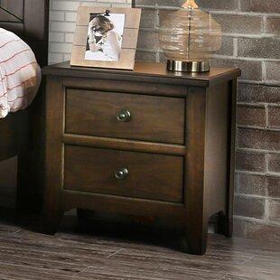 Horgan 2 Drawer Nightstand by Gracie Oaks