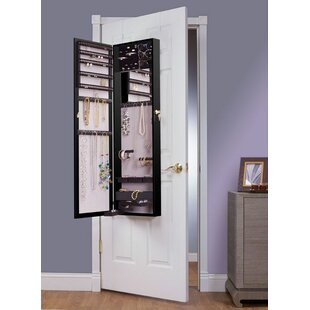 Over The Door Jewelry Armoires Youu0027ll Love | Wayfair