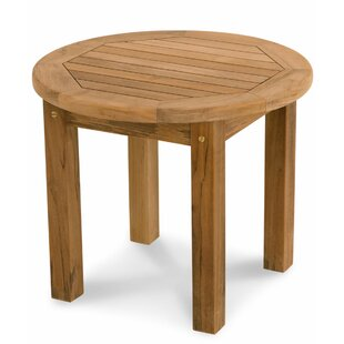 Lowery Teak End Table