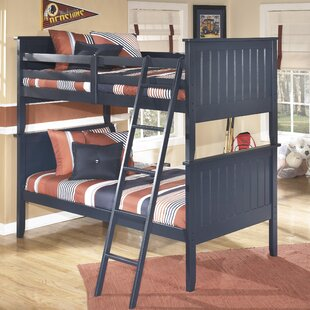 Check Prices Rayleigh Twin Bunk Bed by Three Posts Reviews (2019) & Buyer's Guide