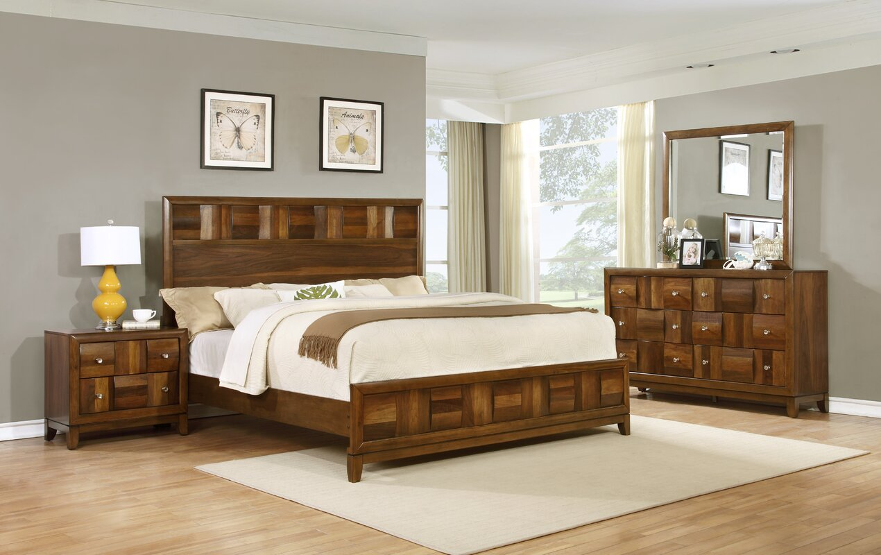 wooden bedroom sets roundhill furniture calais panel 4 bedroom set 13879