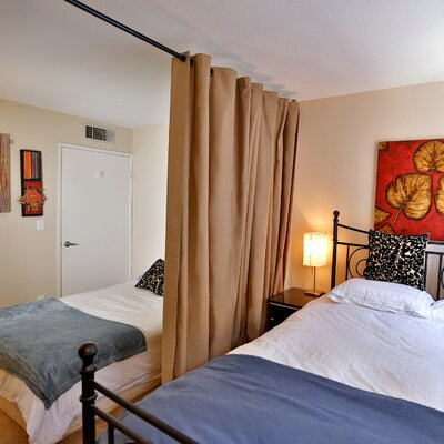 Muslin Room Divider RoomDividersNow