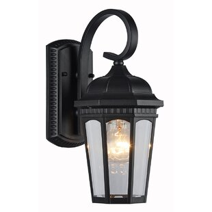 Magwood 1-Light Outdoor Wall Lantern