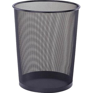 stainless steel waste basket