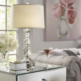 Crystal Table Lamps You Ll Love Wayfair