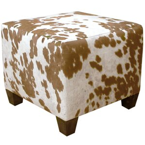 Ponca City Ottoman by Loon Peak