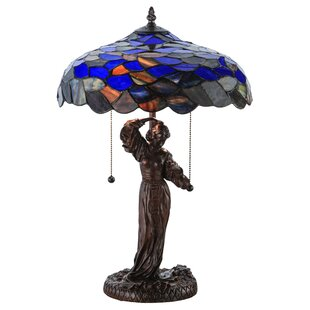Maxfield Parrish Griselda Accent Lamp