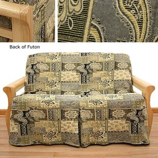Casablanca Box Cushion Futon Slipcover Easy Fit