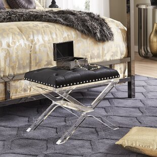 Aaliyah Upholstered Bench by Willa Arlo Interiors
