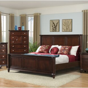Bancroft Woods Panel Bed by Alcott Hill New Design