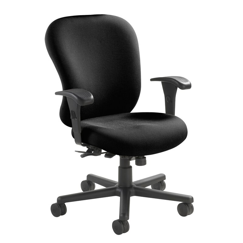 24 7 Series High Back Desk Chair