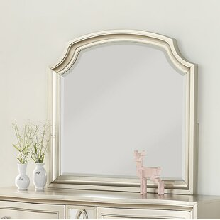 Skeffingt Arched Dresser with Mirror