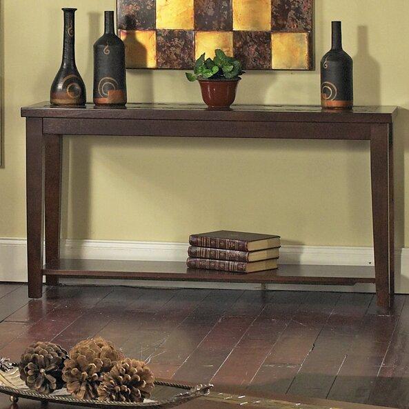Groovy Davenport Console Table Customarchery Wood Chair Design Ideas Customarcherynet